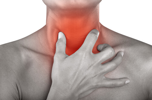 throat issues